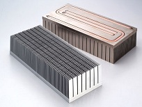 Heat Pipes Embedded Heat Sinks MLP 8979-29