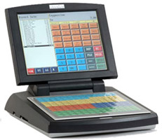 POS System with Touch Screen POS Concerto's