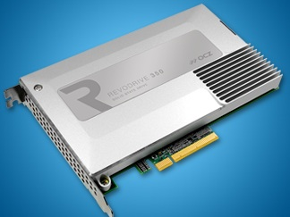 OCZ, RevoDrive 350 PCIe SSD, Workstations, High Performance Gaming